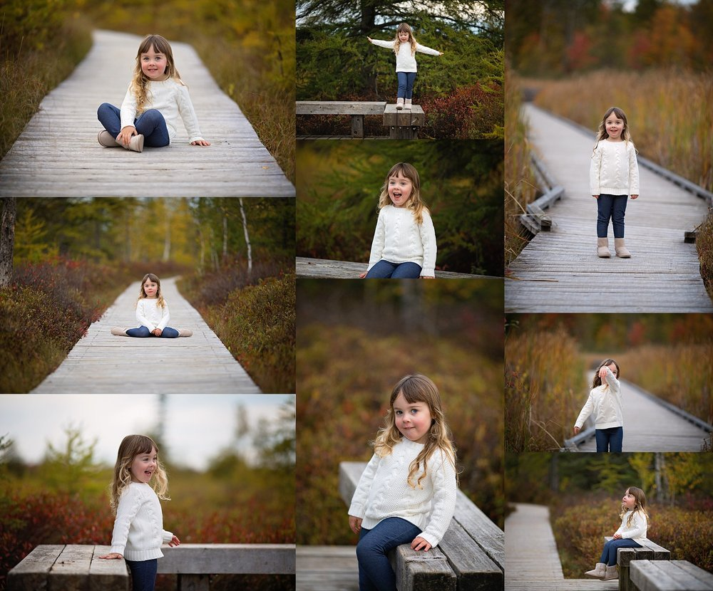 fall child photos