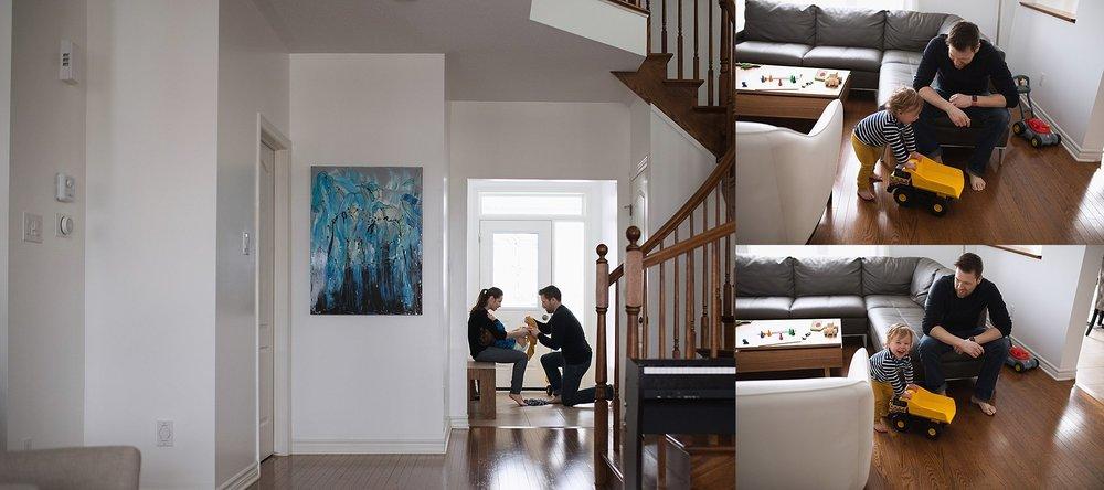 in-home lifestyle portraits ottawa