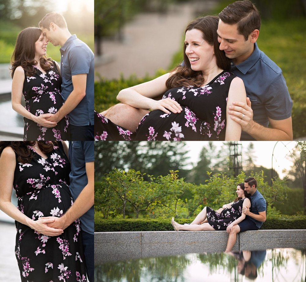 Ottawa Pregnancy Photo Session