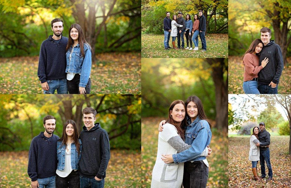 Family Portraits Arboretum Ottawa