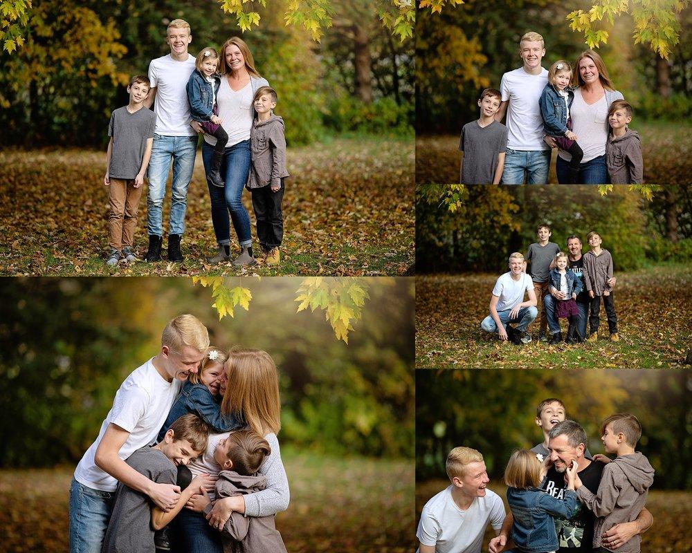 Fun Family Photos Ottawa