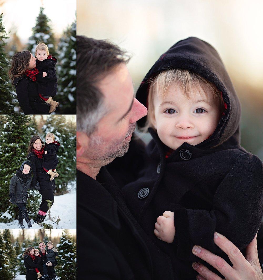 Holiday Family Portraits Ottawa