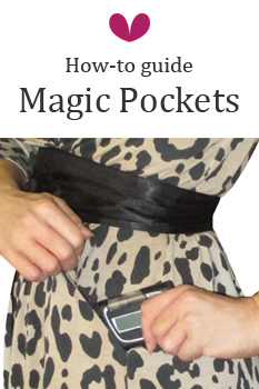 Magic Pockets - how-to guide