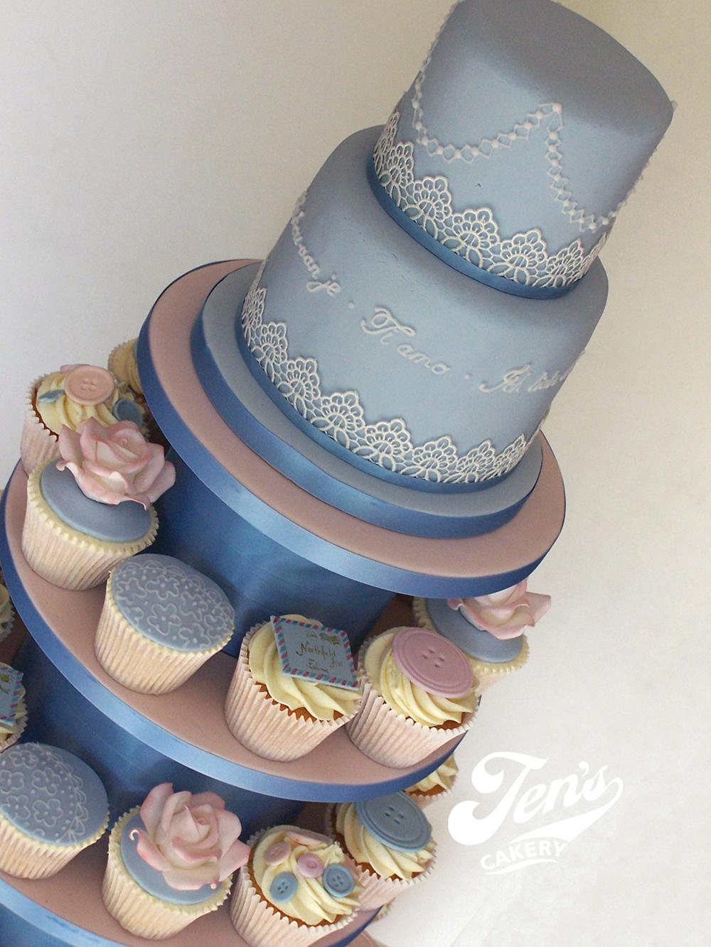 """""""Austen"""" Cupcakes"""