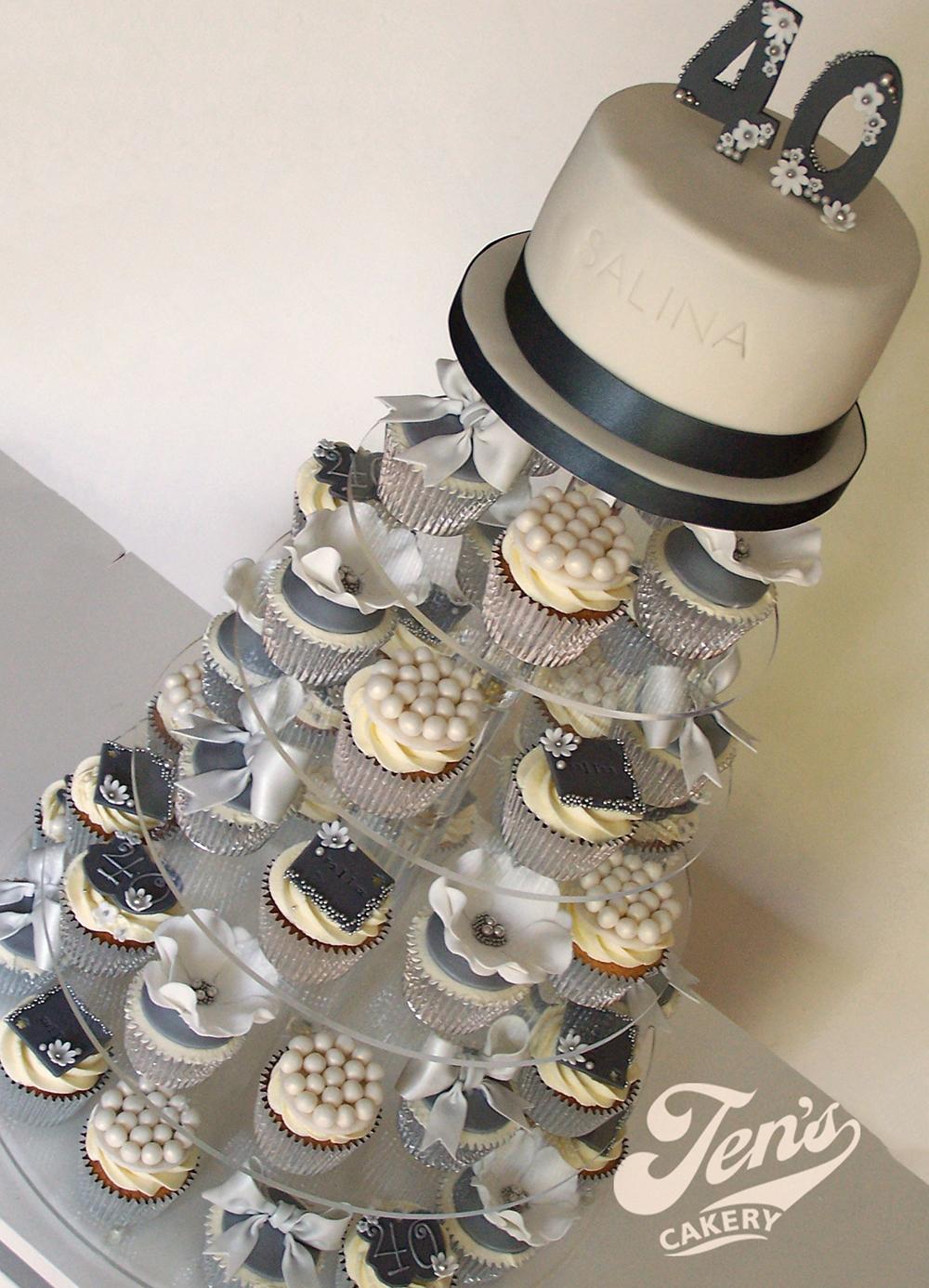 """""""Sally"""" cupcakes"""