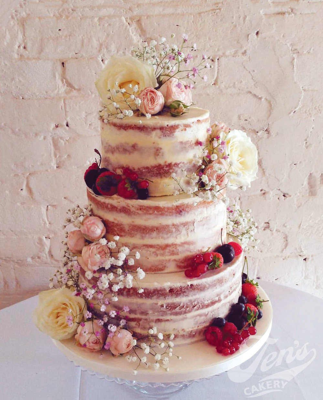 Semi-naked Cakes