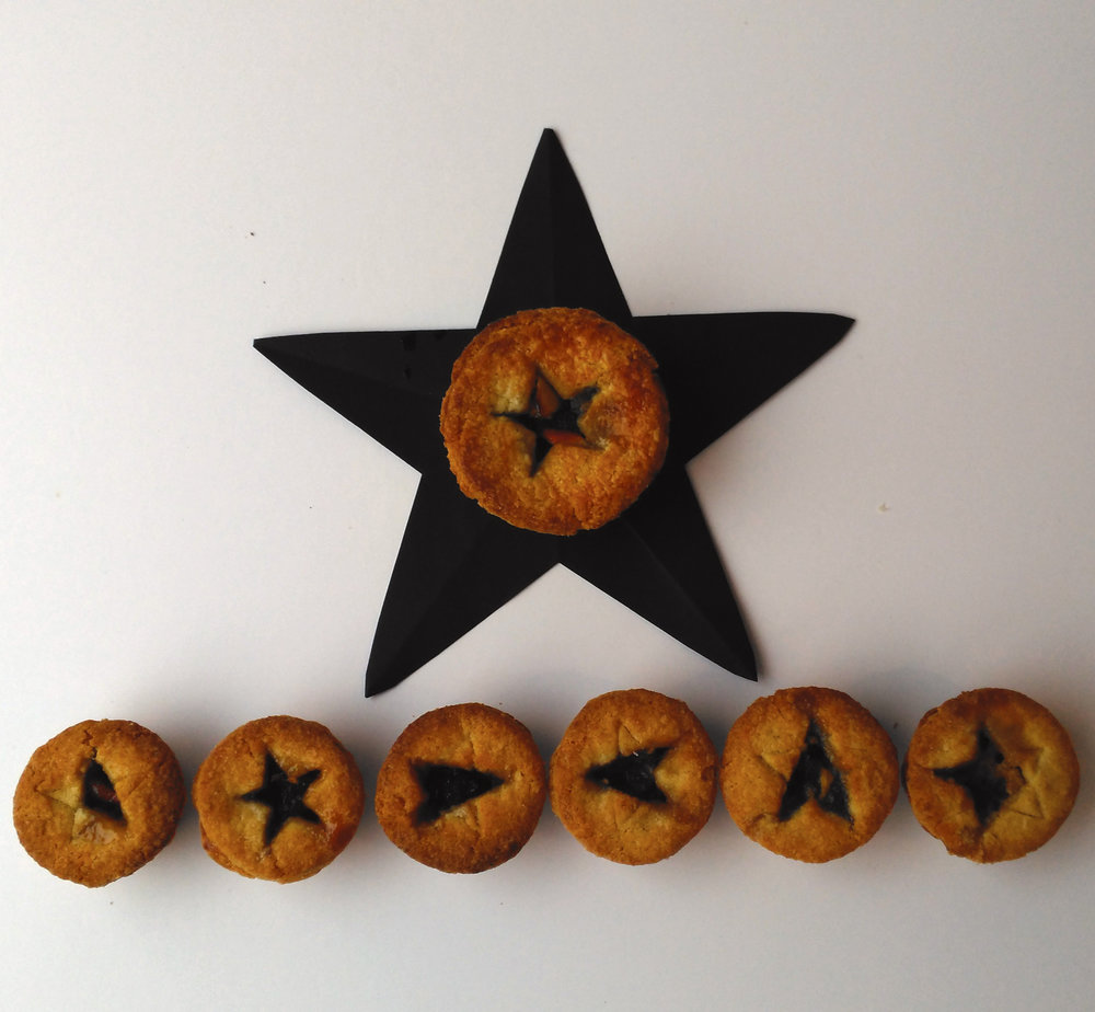 12. Mince pies