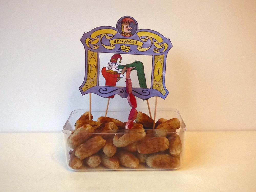 2. Sausages