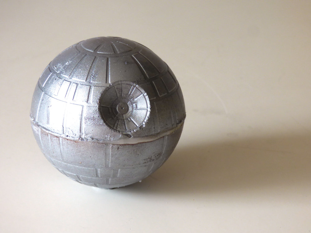 Death Star Creme Egg!