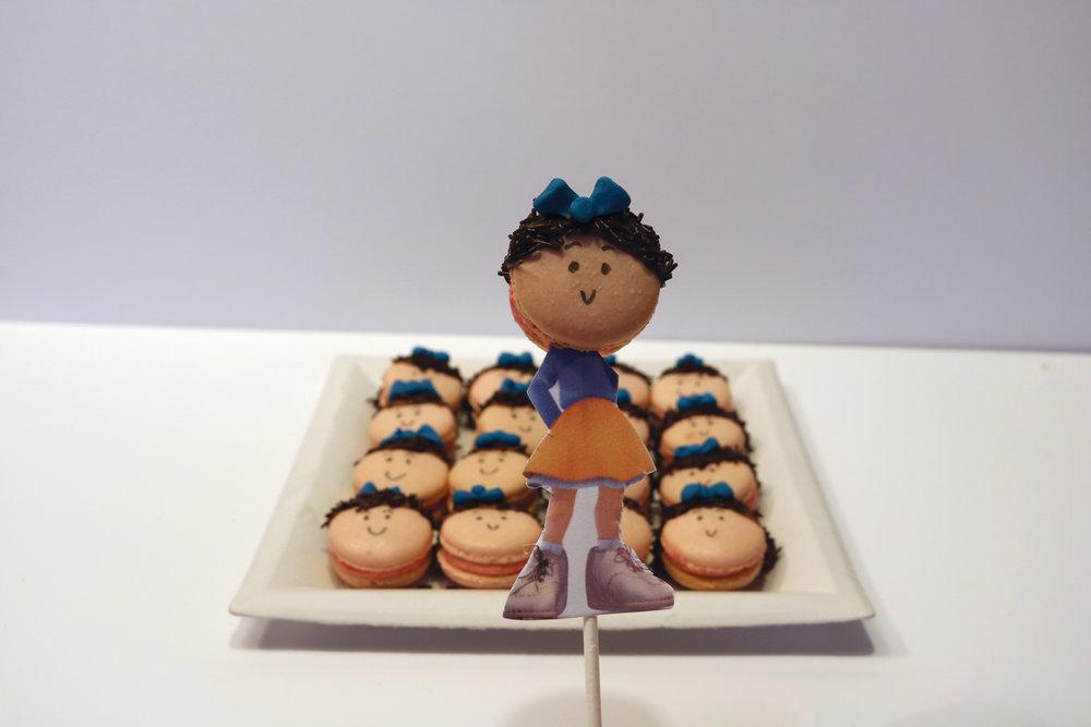 11. Macarons