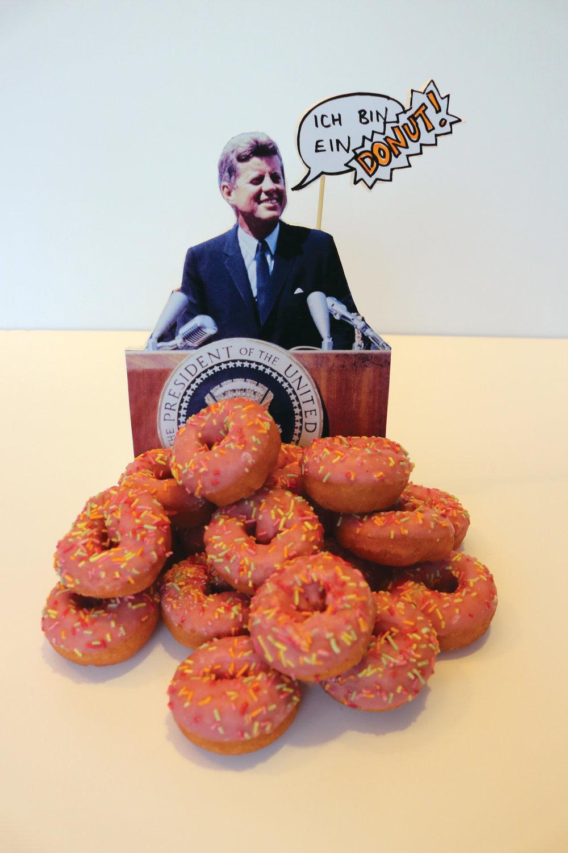 14. Mini donuts!