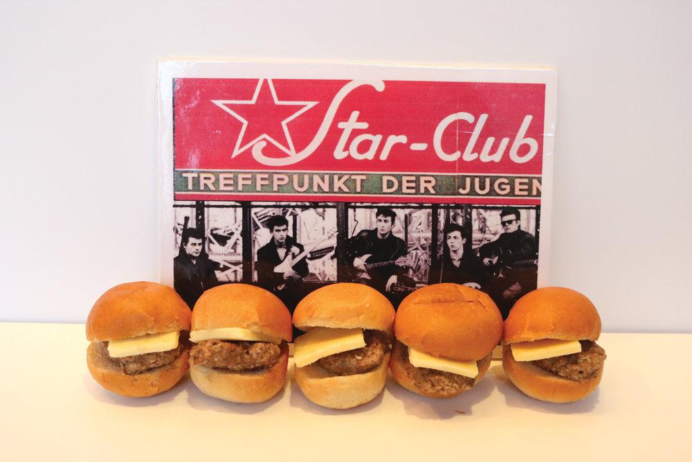3. Burgers…