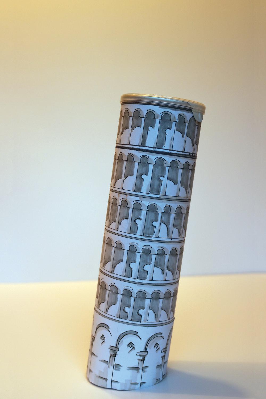 9. A tube of pringles!