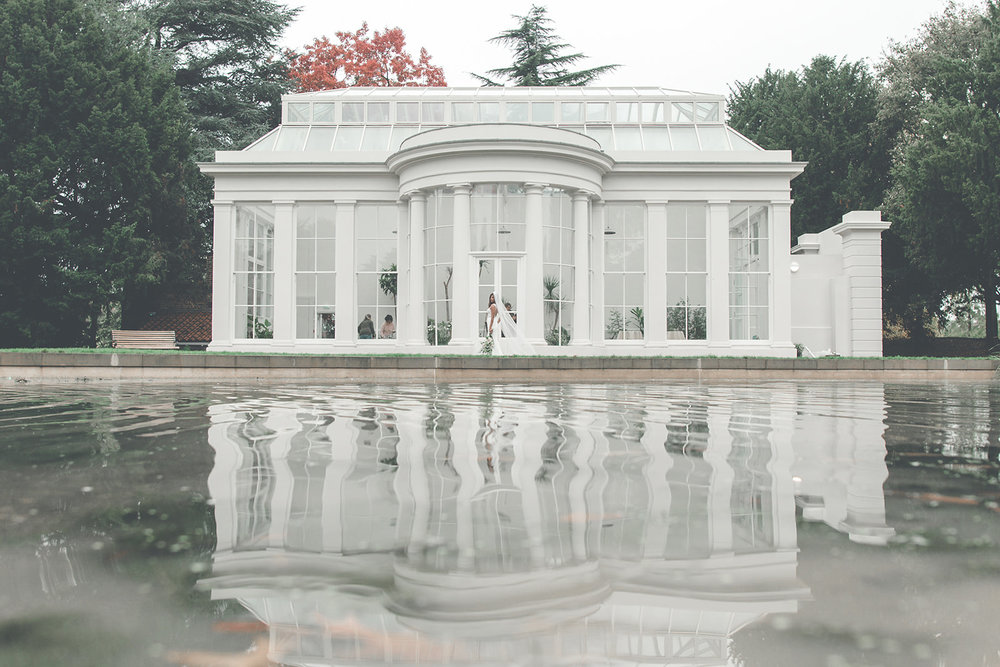 Gunnersbury Park Wedding Venue - The Orangery