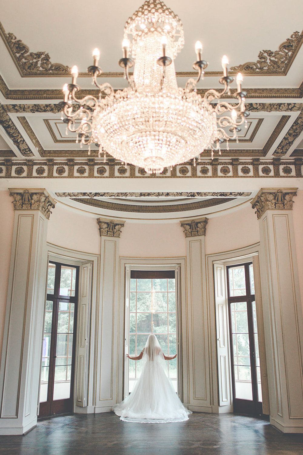 Gunnersbury Park Weddings - Drawing Room