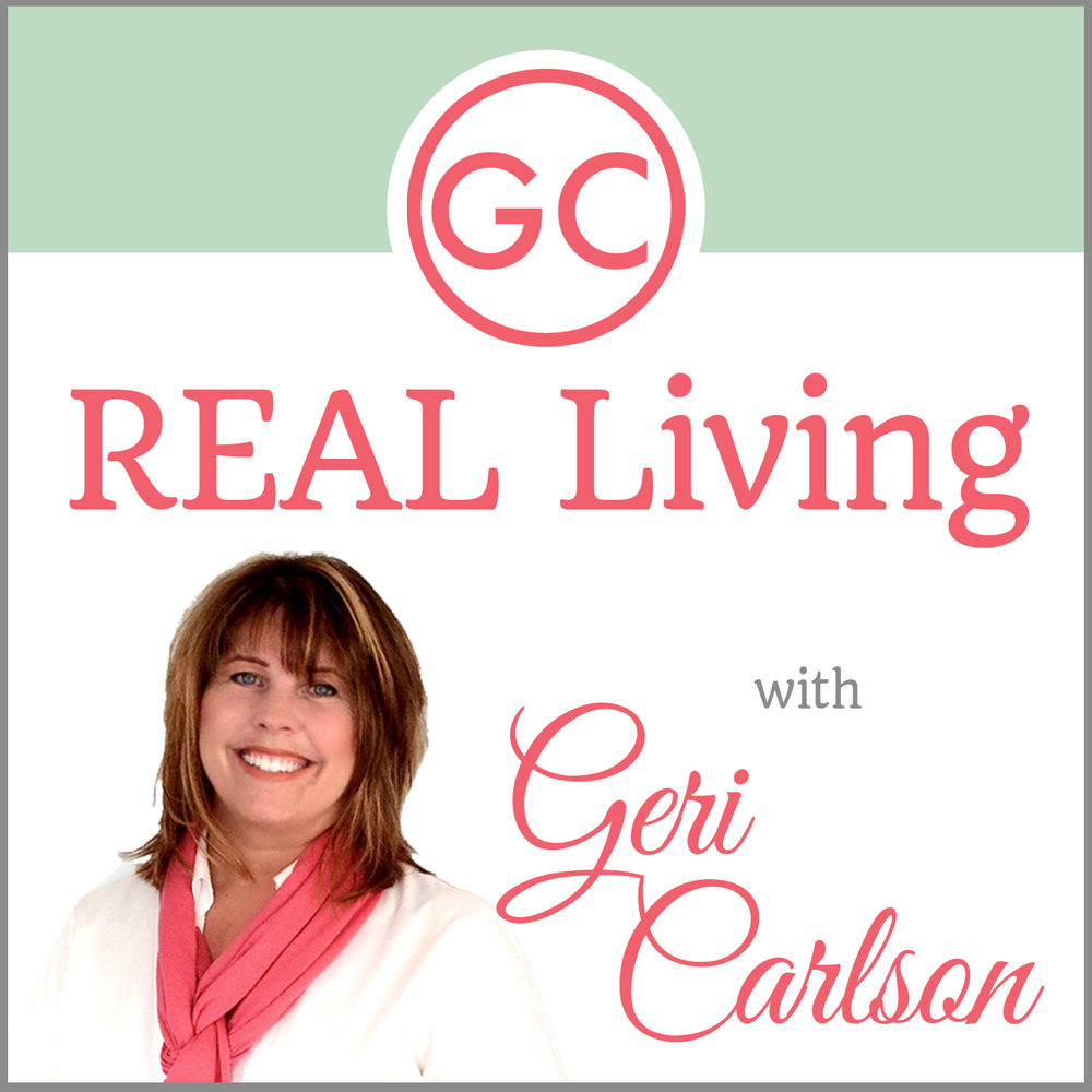 Tune in to Geri's radio podcast on iTunes. (Starting August 30, 2016)