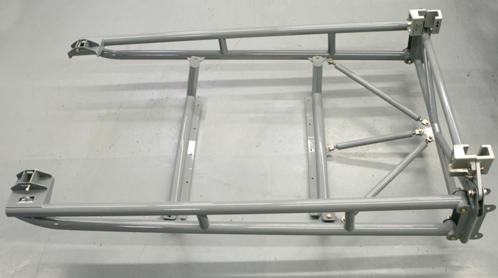 Spectrometer Frame