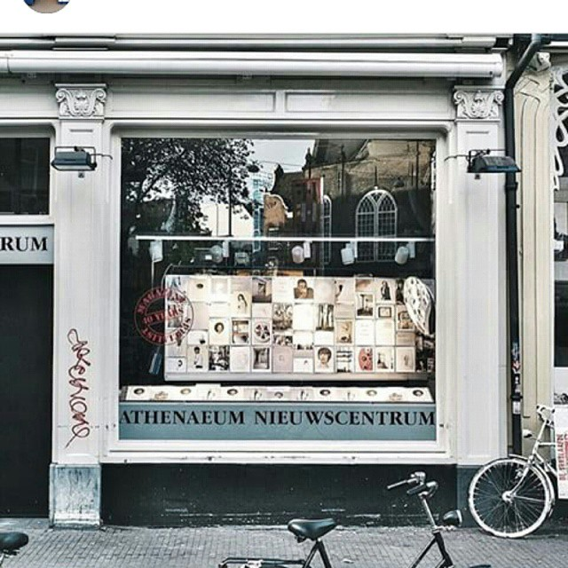 CONTEMPORARY OTHER ISSUE 1 is now stocked in this beautiful place @athenaeumnieuwscentrum