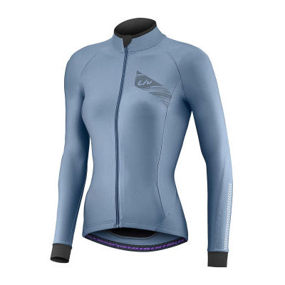 LIV Flara Thermal Long Sleeve Jersey, £74.99  Available from www.liv-cycling.com