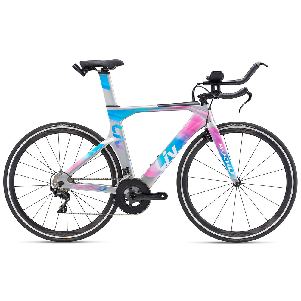 LIV Avow Advanced, £1,799  Available from www.liv-cycling.com