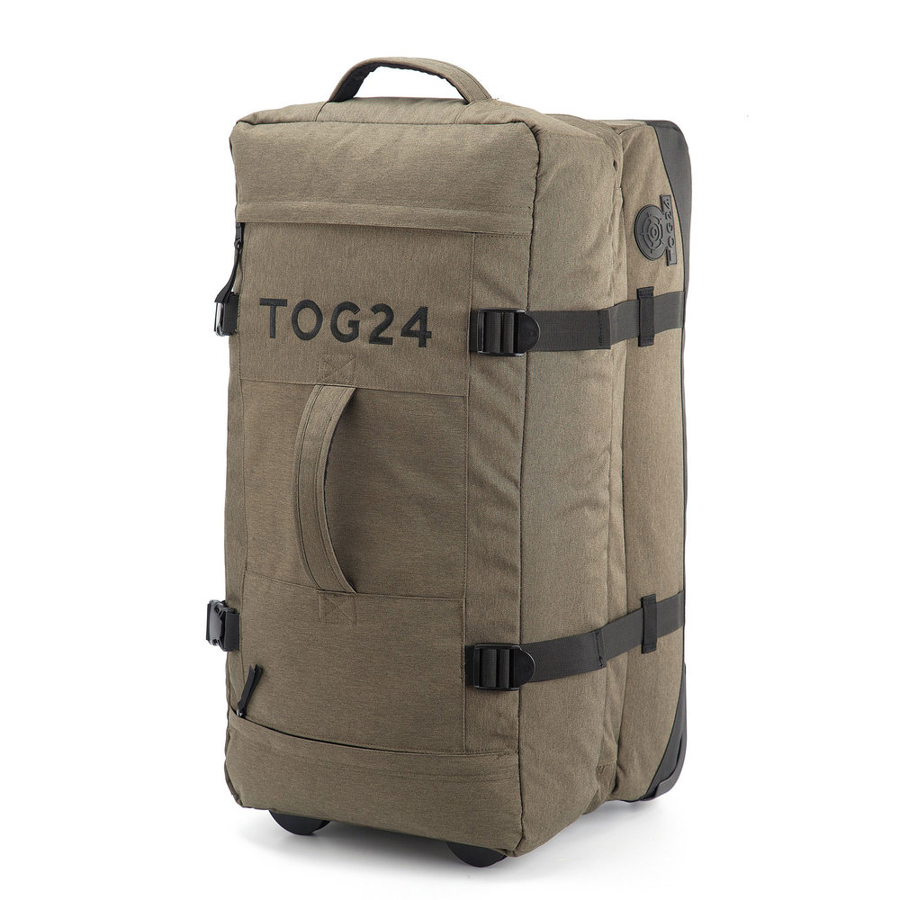 TOG24 100L Roller Deep Khaki, £150  Available from www.tog24.com