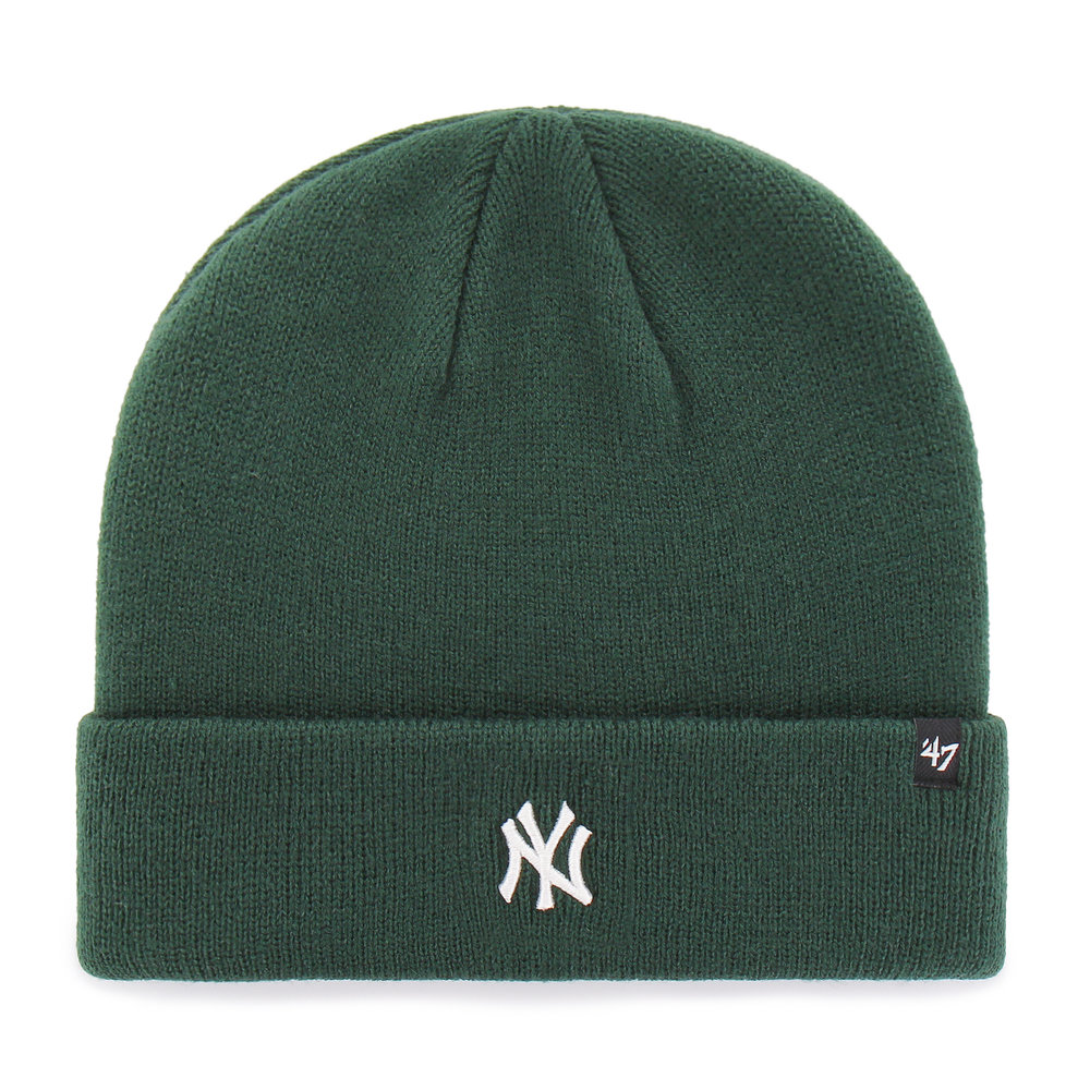 '47 New York Yankees Centrefield Cuffknit, Green, POA  Available in other colourways from www.47brand.com