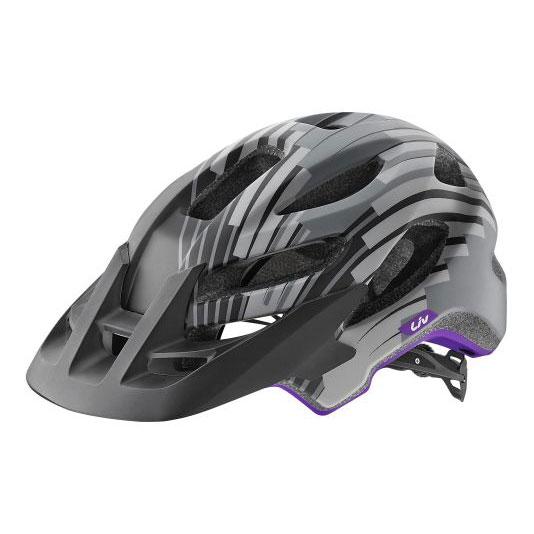 LIV Coveta Womens MTB-Trail Helmet, £64.99  Available from www.liv-cycling.com