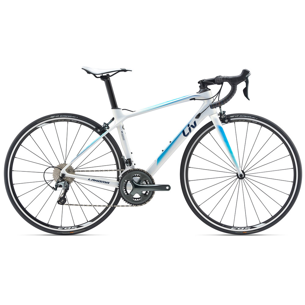 LIV Langma Advanced 3, £1299  Available from www.liv-cycling.com