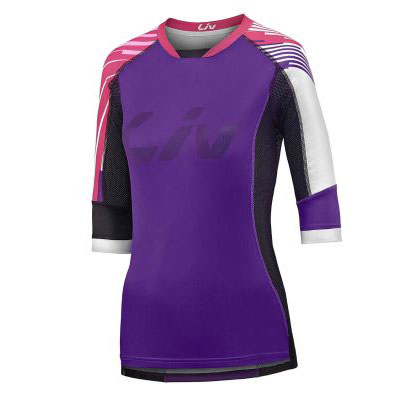 LIV Tangle Womens Û Off Road Jersey, £54.99  Available from www.liv-cycling.com