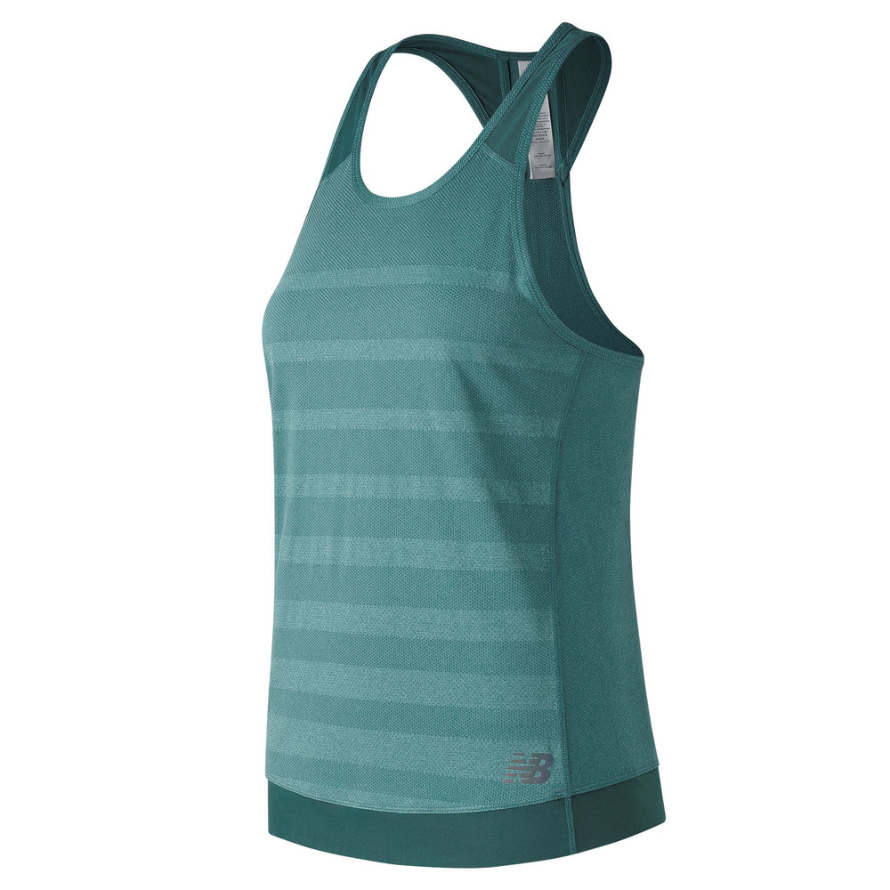 New Balance Q Speed Jacquard Tank, £35  Available in other colourways from www.newbalance.co.uk