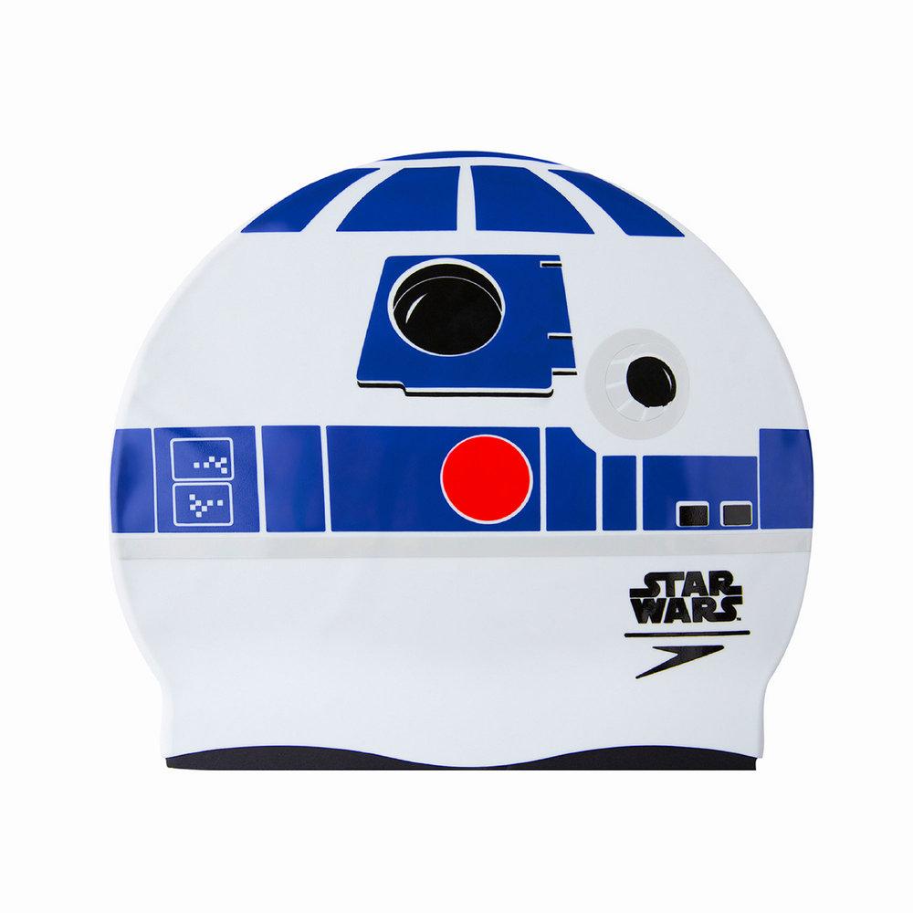 Star Wars R2-D2 Junior Swim Cap, £11  Available from www.speedo.com
