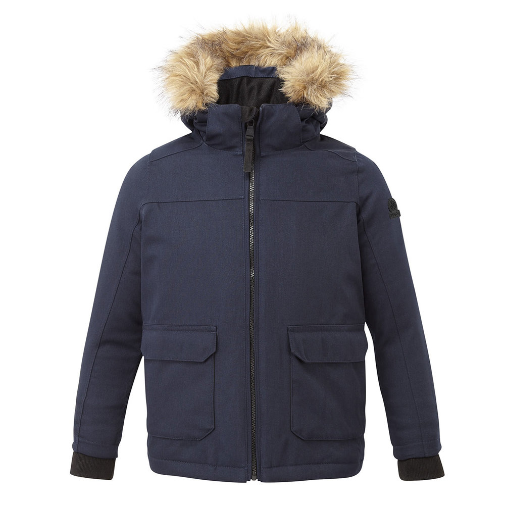 TOG24 Julian Kids Waterproof Insulated Parka, £100  Available from www.tog24.com