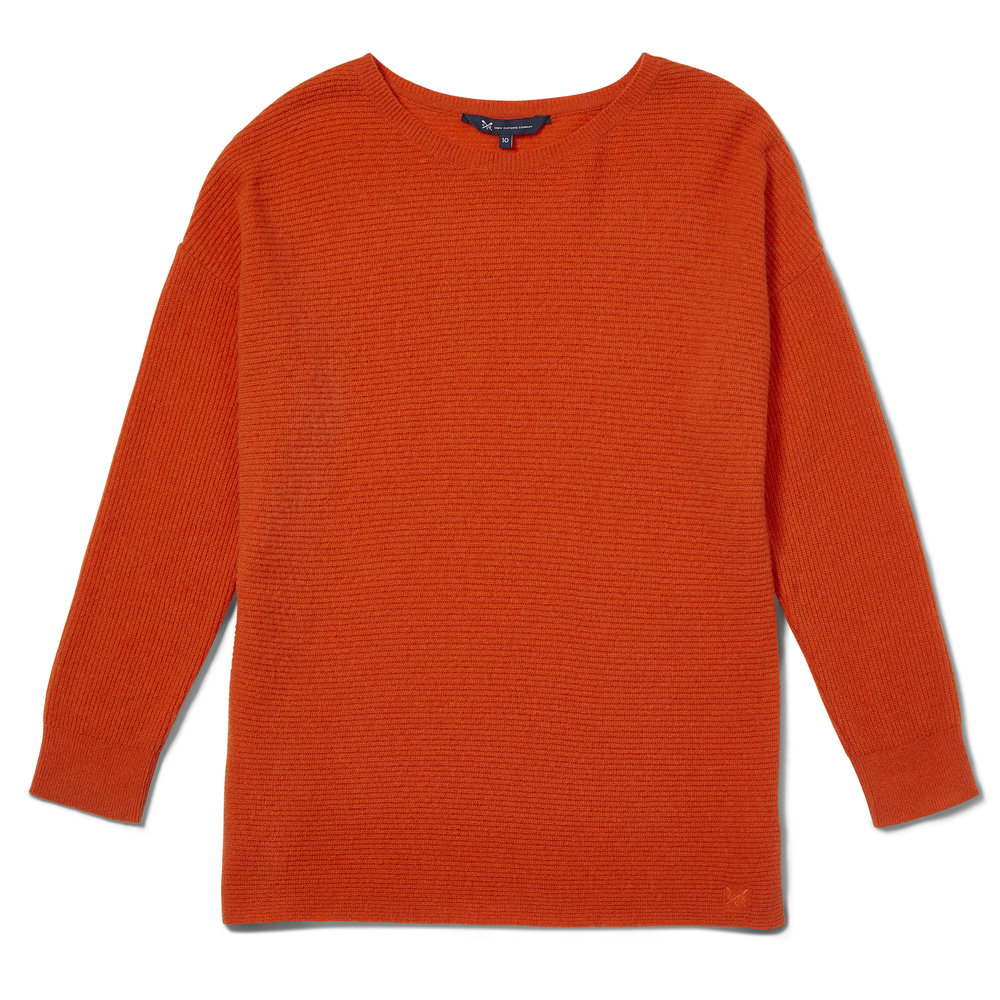Crew Clothing Farnham Jumper, POA  Available from www.crewclothing.co.uk