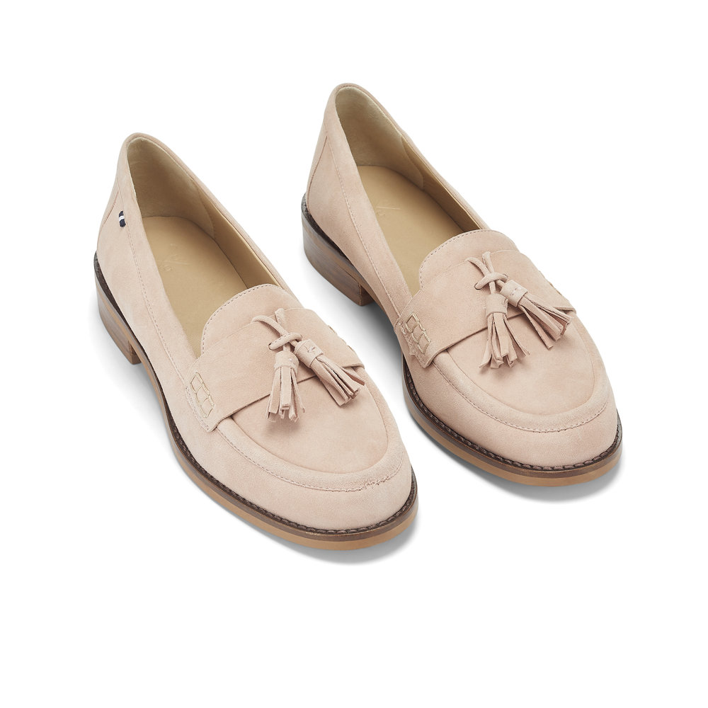 Crew Clothing Tassel Loafer, £79.00  Available from www.crewclothing.co.uk