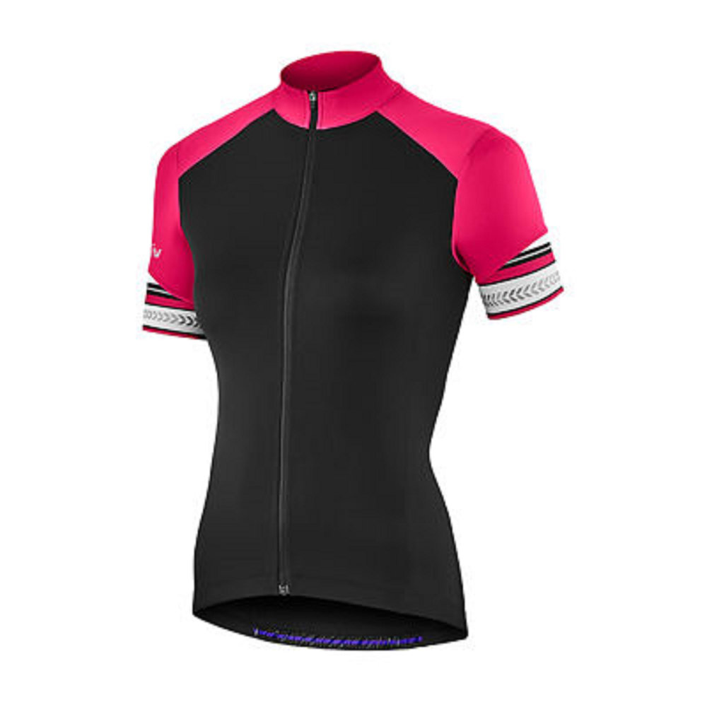 LIV Legenda Short Sleeve Jersey, £54.99  Also available in other colourways from www.liv-cycling.com