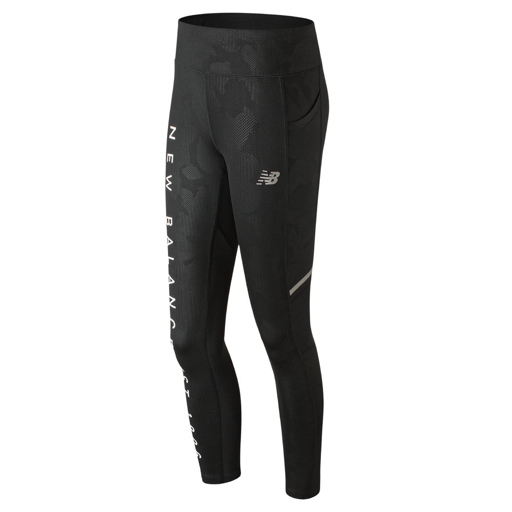 New Balance Premium Printed Impact Tight, £60.00  Available from www.newbalance.co.uk