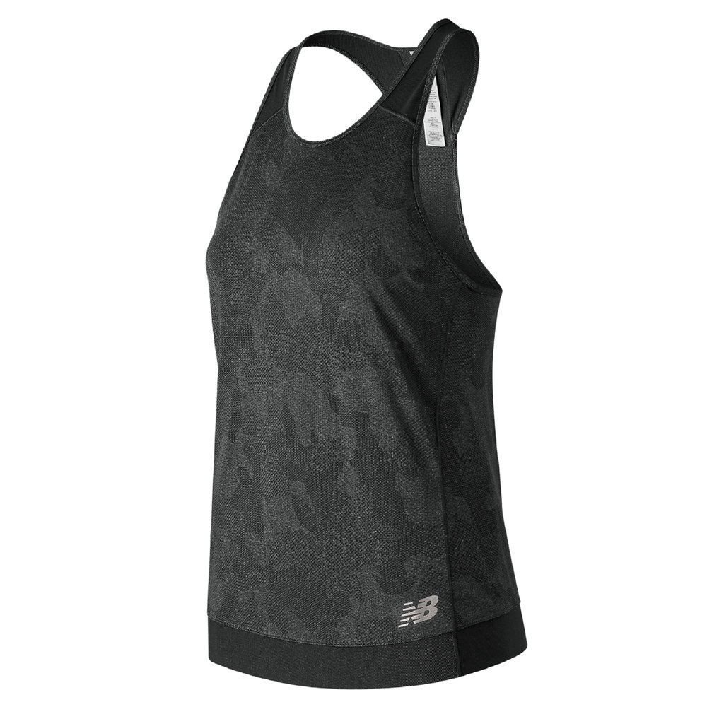 New Balance Q Speed Breath Tank, POA  Available from www.newbalance.co.uk