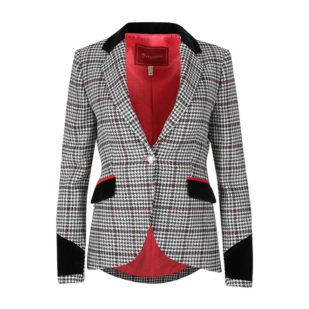 Welligogs Kensington Tailored Jacket, £269.00   Available from www.welligogs.com