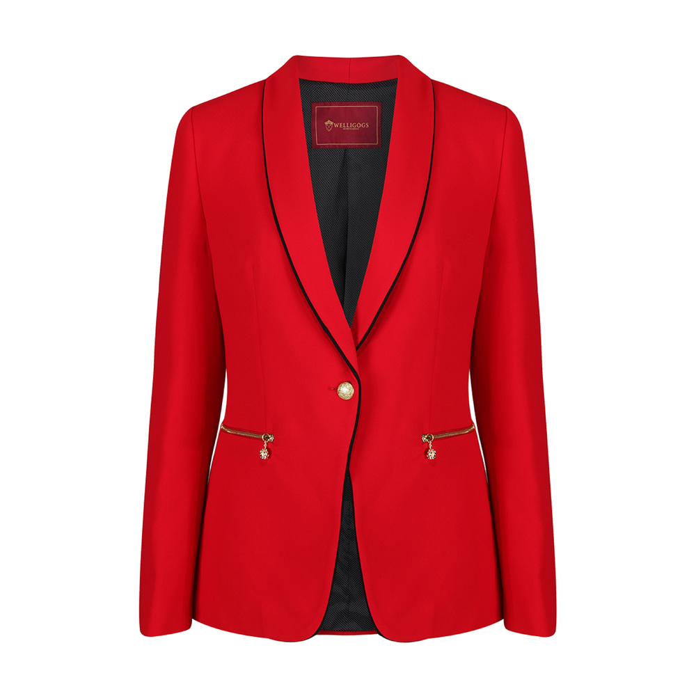 Welligogs Kuoni Red Jacket, £249.99  Available from www.welligogs.com