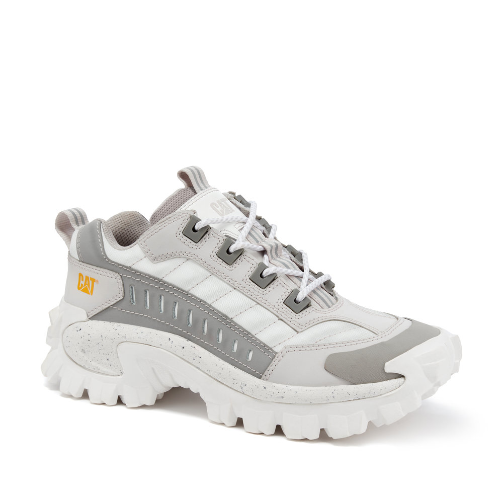 Cat Footwear Intruder Sneaker in Light Grey, £85.00  Available from www.catfootwear.com