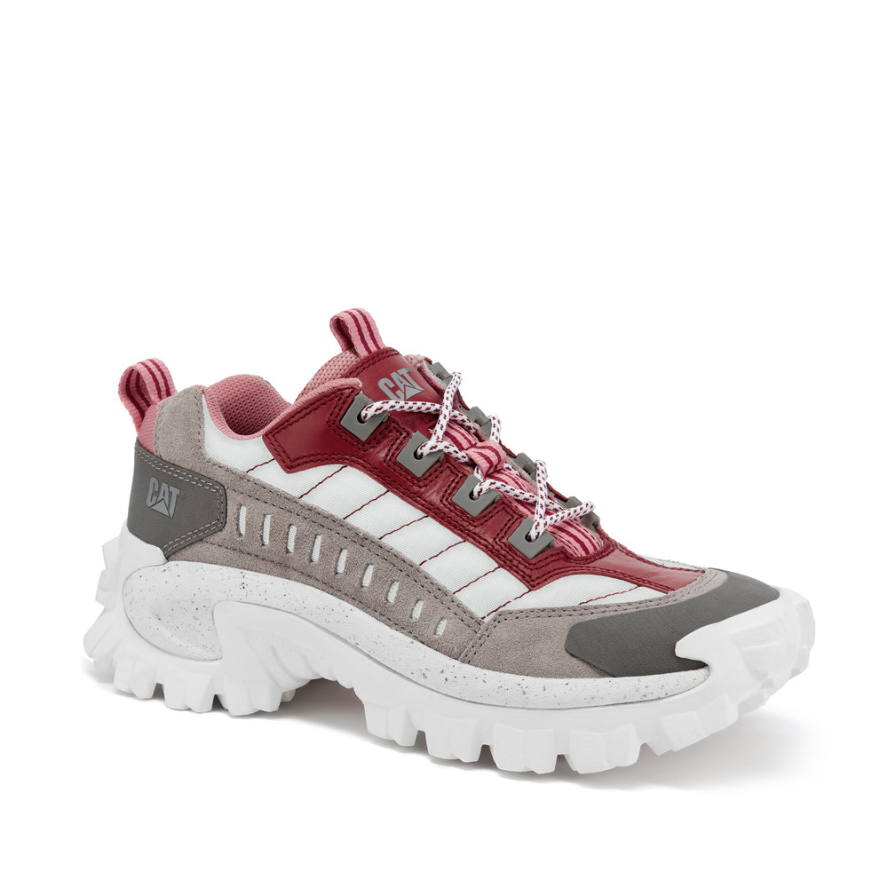 Cat Footwear Intruder Sneaker in Rio Red, £85.00  Available from www.catfootwear.com