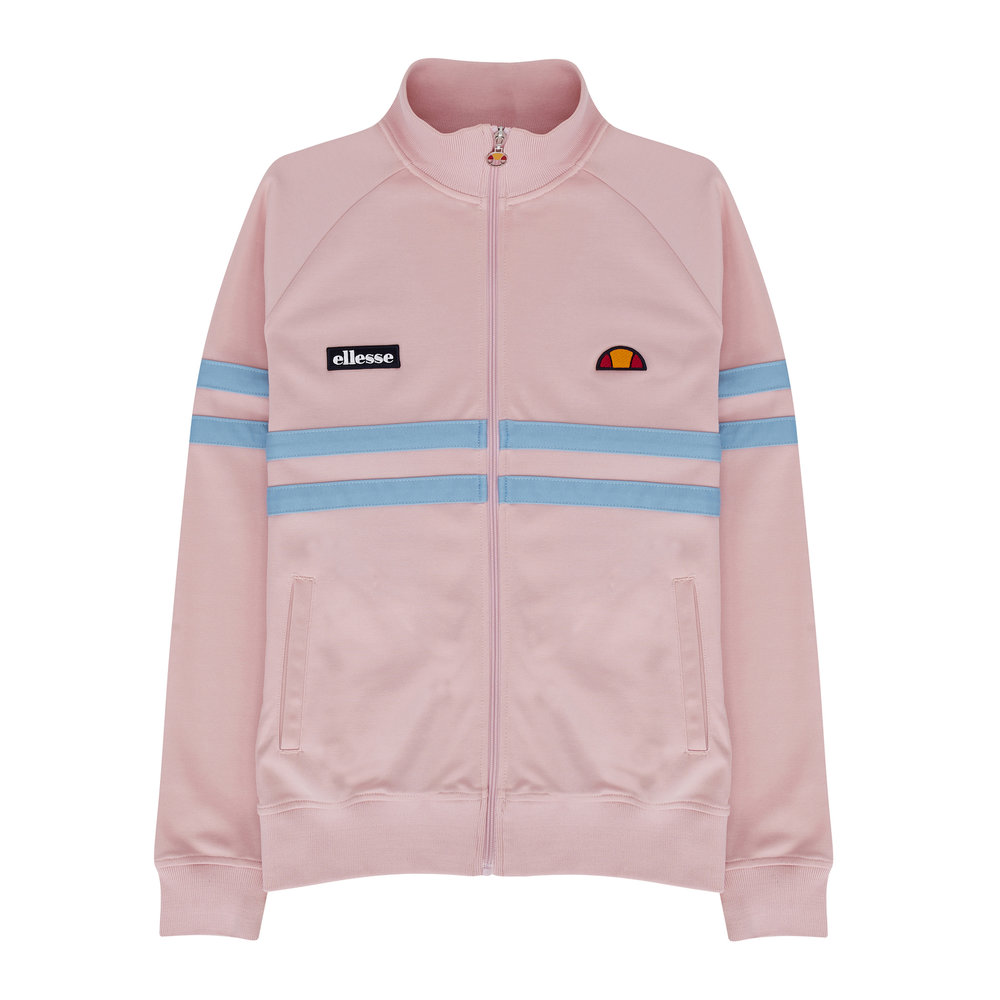 ellesse Rimini Track Top, £60.00  Available from www.ellesse.co.uk
