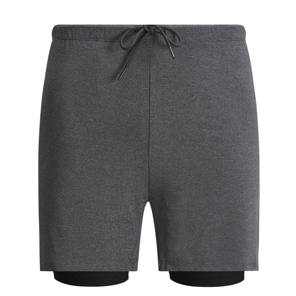 OHMME Eco 2-Dogs Graphite Shorts, £45  Available from www.ohmme.com