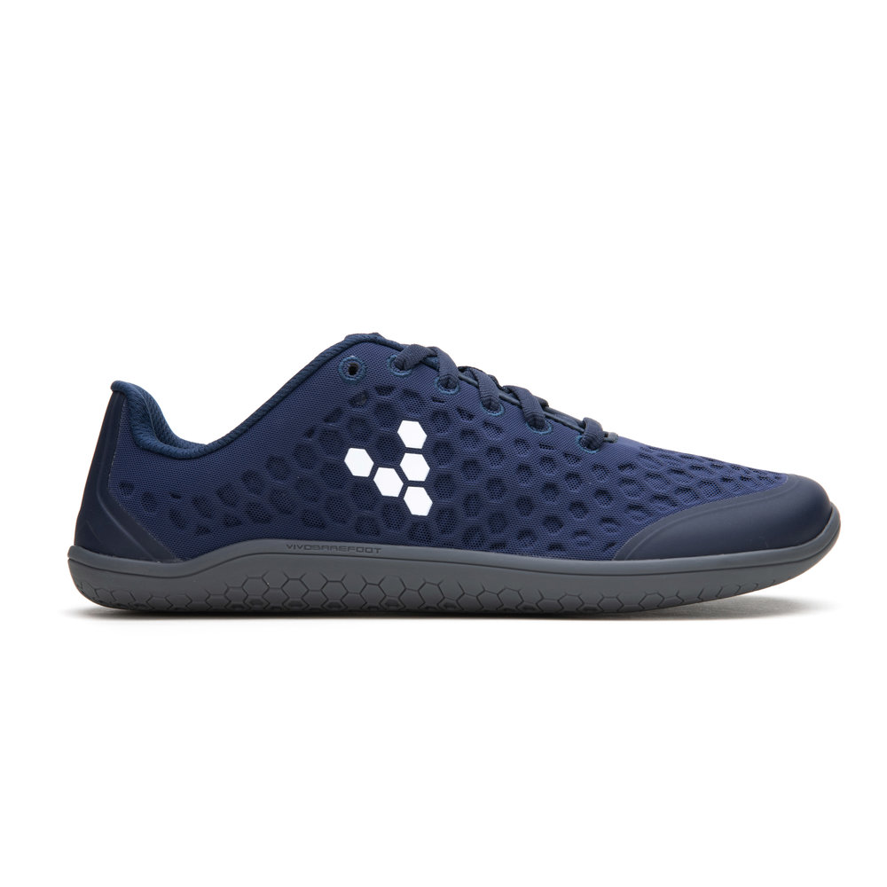VivoBarefoot Men Stealth Shoes, £115  Available from www.vivobarefoot.com