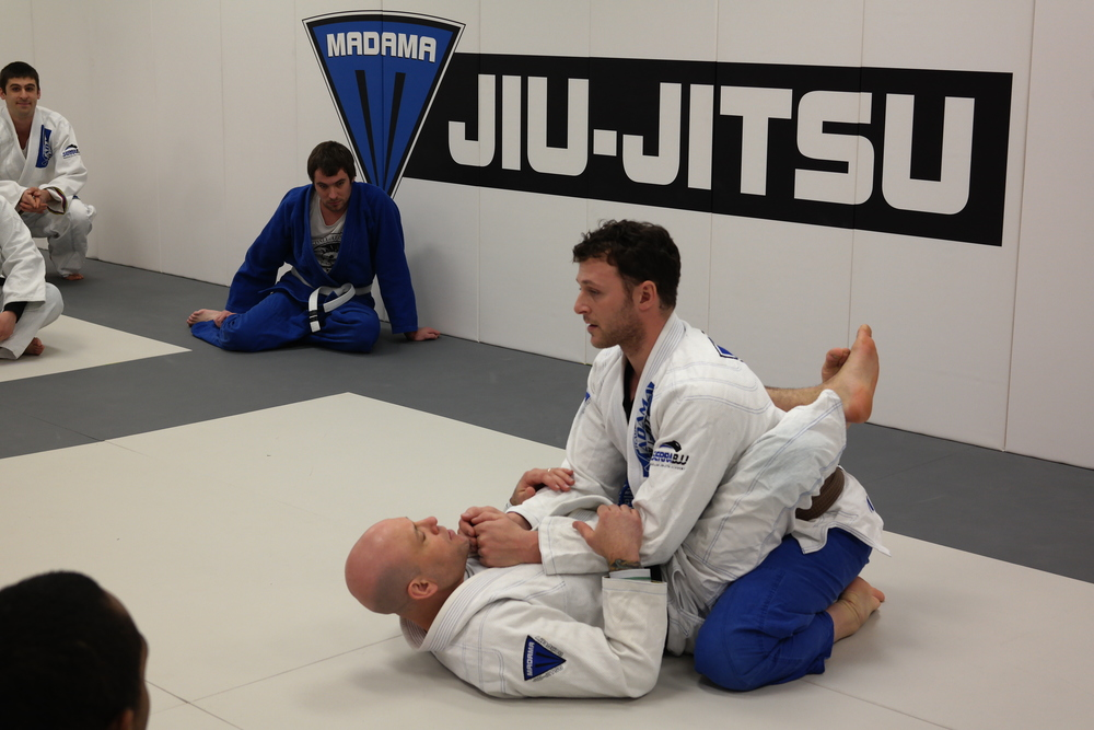Professor Madama Instructing