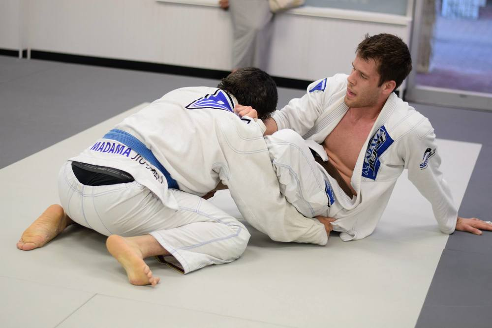 Brazilian Jiu-Jitsu Training is a Great Workout