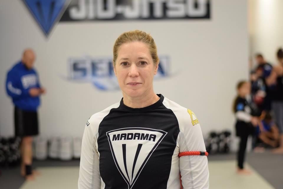 Coach Sandi McCormick
