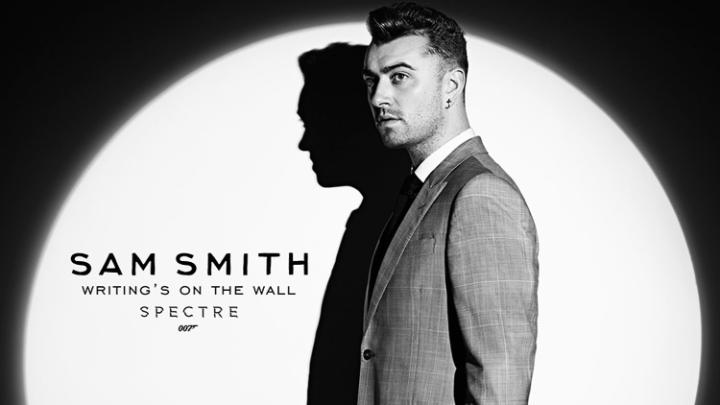 """Sam Smith's """"The Writing's On the Wall,"""" Spectre"""