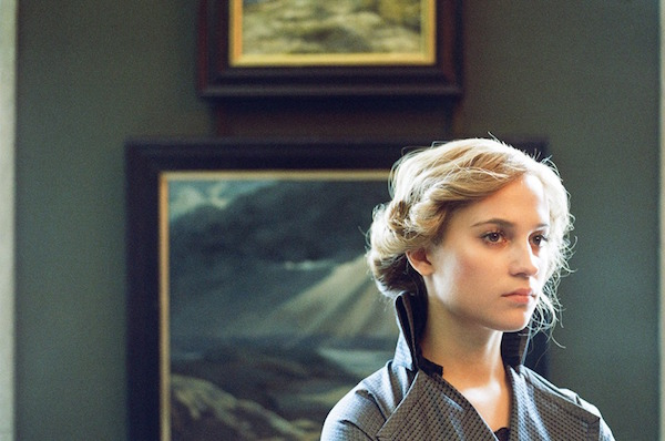 Alicia Vikander, The Danish Girl