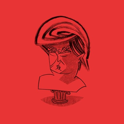 Image from cover of Trump and Me